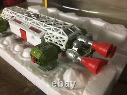 Vintage Original 1970s Dinky Toy Boxed RARE Eagle Transporter no 359 SPACE 99