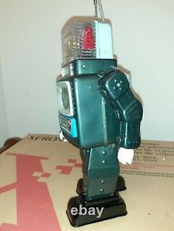 Vintage Origional Alps Television Spaceman Robot