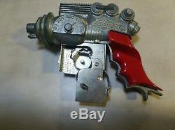 Vintage Ray Gun Atomic Disintegrator Cap Hubley Space Robot Atomic Buck Rogers
