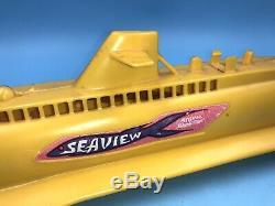 Vintage Remco Voyage To The Bottom Of The Sea Seaview Submarine