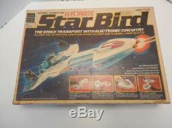 Vintage STARBIRD Star Bird 1978 WORKS! Milton Bradley
