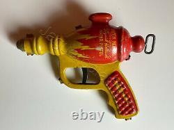 Vintage Sci-Fi Buck Rogers Liquid Hellium Space Ray Gun Pistol 1930s