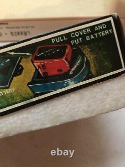 Vintage Si Fi Space Ray Gun