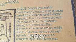 Vintage Space 1999 Mattel Eagle 1 Original Ship And Box In Good Condition