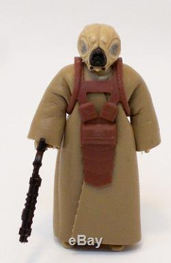 Vintage Star Wars PBP 4 -LOM Complete No Coo Red Chest Armour 1981 Ifl Spainish