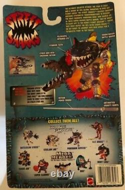Vintage Street Sharks, Space Force, PowerArm Ripster, # 16560, NOS 1996