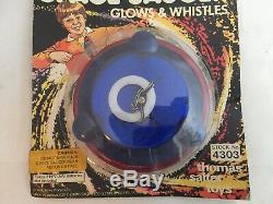 Vintage The Black Hole Spinning Space Saucer Walt Disney Thomas Salter Toys 1980