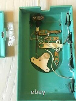 Vintage USSR Made Toy LUNOKHOD EXPLORER space rover REMOTE CONTROL