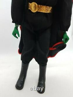 Vintage Zodiac Toys Rare Tommy Gunn Caidoz The Space Alien Doll Figure Boxed