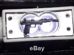 Vtg 1984 1985 Star Wars POTF A Wing Pilot Imperial Death Star Gunner blaster gun