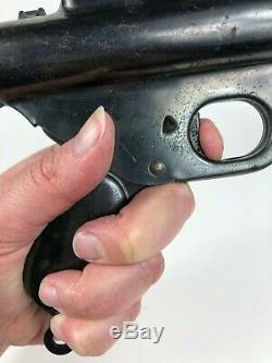 Vtg Original 1930's Daisy Buck Rogers Atomic Space Ray Pistol Pop Gun ToyWORKS