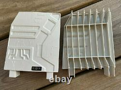 Vtg Star Wars Death Star Space Station Complete In Original Box Not Together