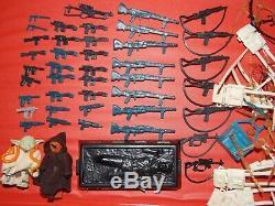 Vtg19771985StarWarslukeskywalkerstormtrooperjawaweaponsblastergunlo