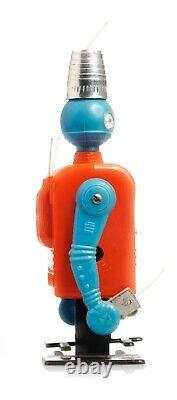 X-70 Astronaut Robot Hong Kong Vintage Space Toy