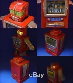 Yonezawa SPACE EXPLORER Transfomer Robot Vintage Toy Japan75