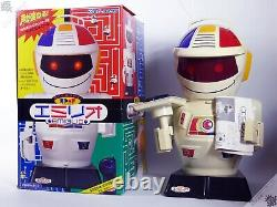 Yonezawa Sega Tomy Emiglio Personal Robot Omnibot Vintage Japanese Space Toy